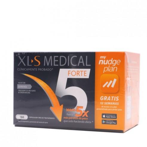 XLS MEDICAL FORTE 5, 180 Cápsulas