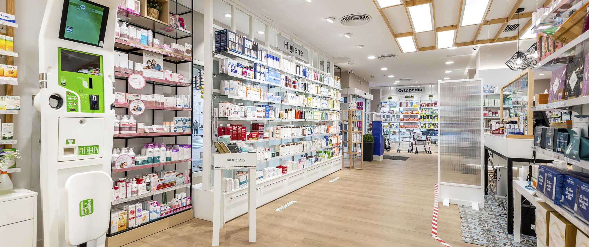 farmacia aragonia interior